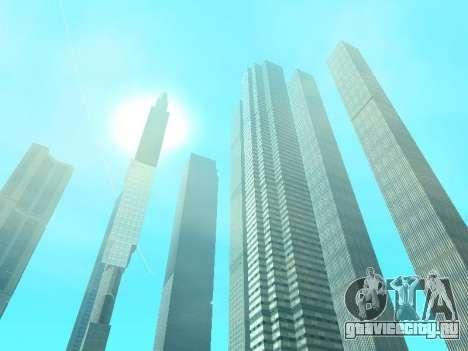 Небоскребы в Лос Сантосе для GTA San Andreas седьмой скриншот