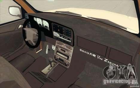 Cadillac Escalade 2004 для GTA San Andreas вид сзади