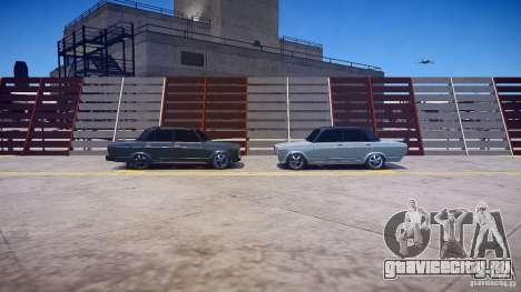 ВАЗ 2105 v2.0 для GTA 4 вид справа