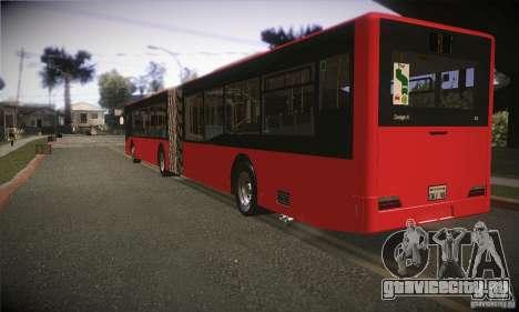 Design X3 GL для GTA San Andreas вид сзади слева