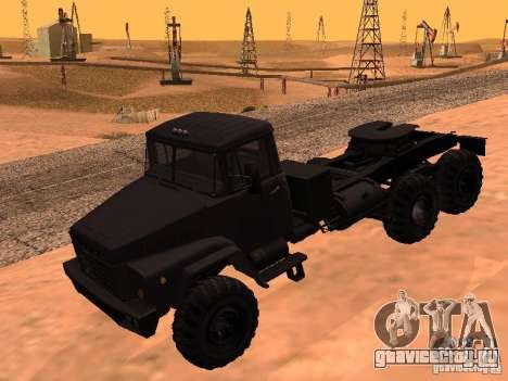 КрАЗ 260V для GTA San Andreas