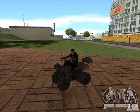 CoD MW 3 quadro для GTA San Andreas