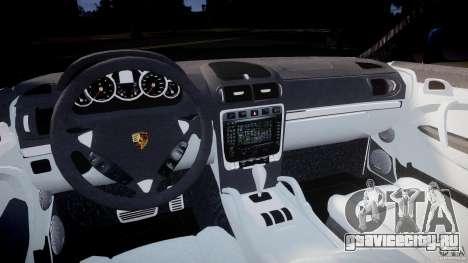 Porsche Cayenne Magnum для GTA 4 вид справа