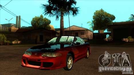Oldsmobile Alero 2003 для GTA San Andreas вид изнутри