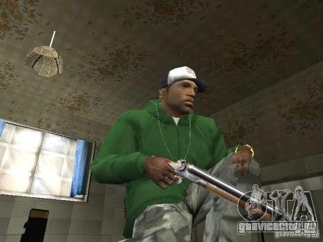 Пак Отечественного Оружия V2 для GTA San Andreas второй скриншот