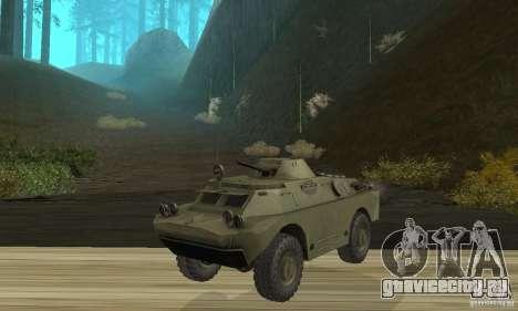 БРДМ-2 Стандартный вариант для GTA San Andreas