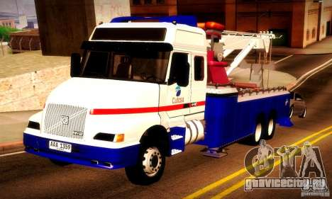 Volvo NH12 Towtruck для GTA San Andreas