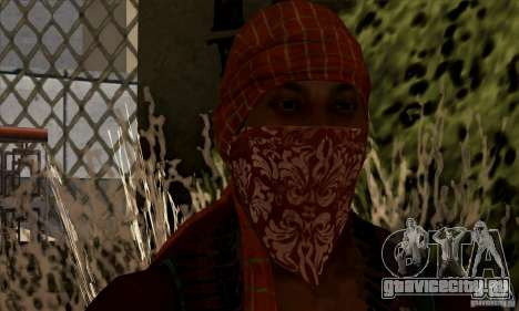 Пират для GTA San Andreas второй скриншот