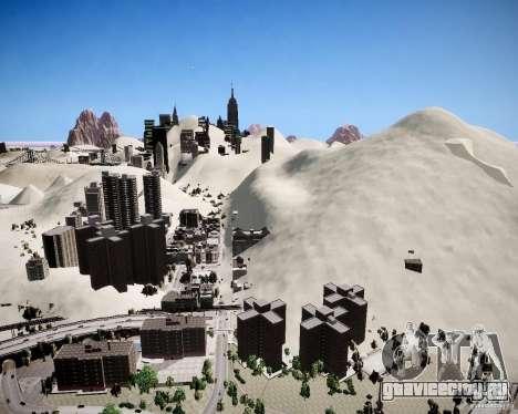 Desert Storm v1.0 для GTA 4 четвёртый скриншот