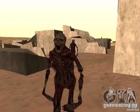 Zombie Half life 2 для GTA San Andreas второй скриншот