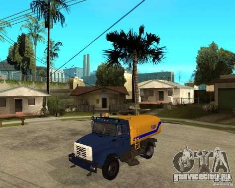 Зил-433362 Extra Pack 2 для GTA San Andreas вид справа