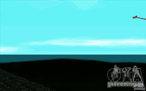Supernatural ENB V.0.1 для GTA San Andreas второй скриншот