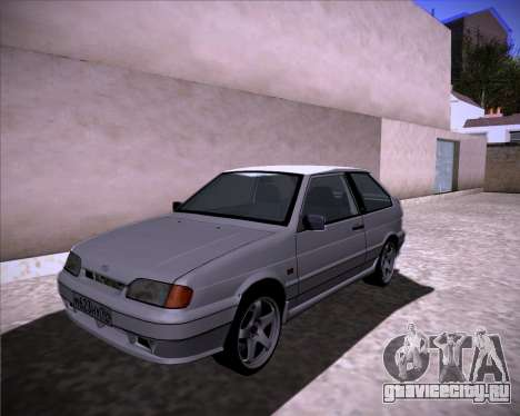 Lada Samara 2113 для GTA San Andreas