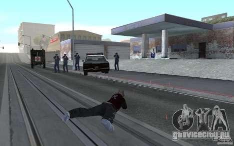 Новая анимация стрельбы из винтовок для GTA San Andreas четвёртый скриншот
