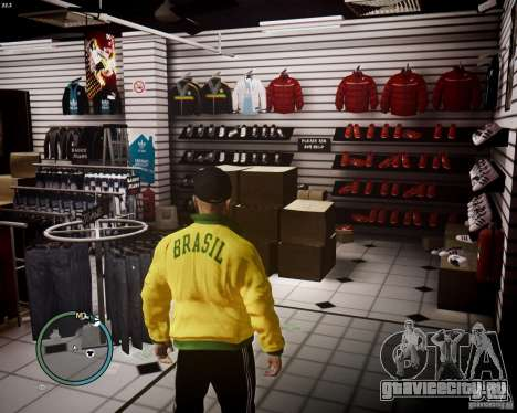 Foot Locker Shop v0.1 для GTA 4 третий скриншот