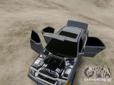 Mercedes-Benz W202 для GTA 4