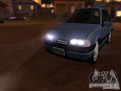 Chevrolet Monza GLS 1996 для GTA San Andreas вид слева