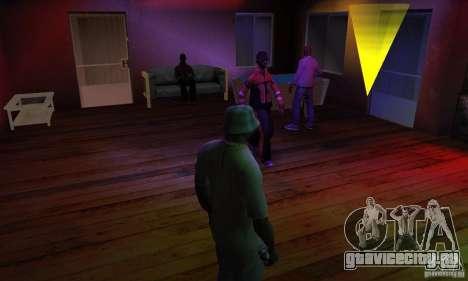 GTA SA Enterable Buildings Mod для GTA San Andreas двенадцатый скриншот