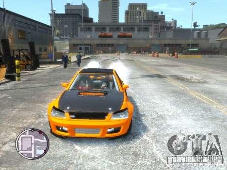 Sultan RS HD FreeStyle Team для GTA 4