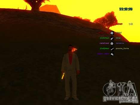 Новые скины La Coza Nostrы для GTA:SA для GTA San Andreas