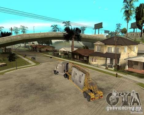 Патч прицепов v_1 для GTA San Andreas вид справа