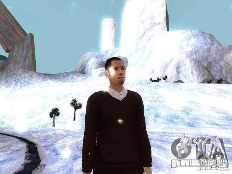 Snow MOD HQ V2.0 для GTA San Andreas