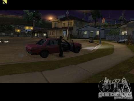 GTA IV  San andreas BETA для GTA San Andreas двенадцатый скриншот