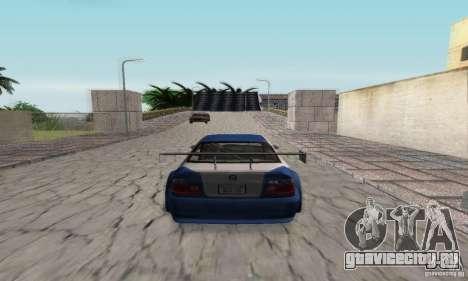 New Groove by hanan2106 для GTA San Andreas двенадцатый скриншот