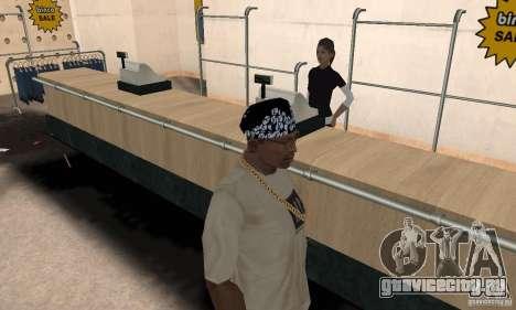 Бандана CS для GTA San Andreas второй скриншот