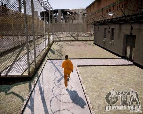 The prison Rob для GTA 4 четвёртый скриншот