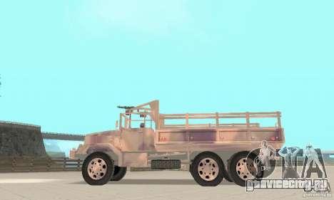 M352A 1986 для GTA San Andreas вид справа
