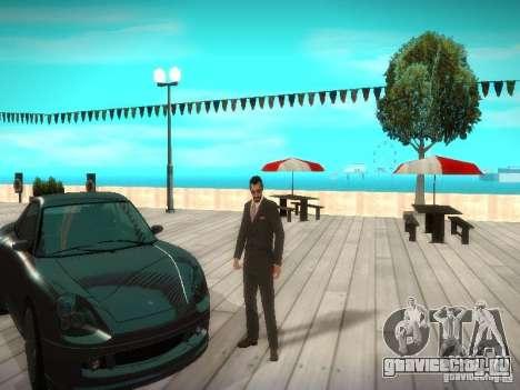 Niko Belliс New Stories для GTA San Andreas пятый скриншот
