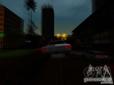 ENBSeries by AlexKlim для GTA San Andreas седьмой скриншот