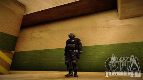 S.W.A.T. для GTA San Andreas второй скриншот