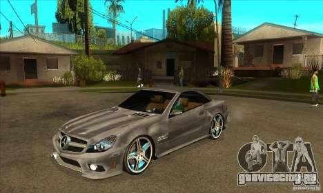 Mercedes-Benz SL65 AMG 2010 для GTA San Andreas
