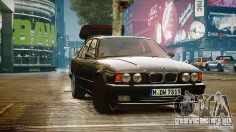 BMW M5 (E34) 1995 v1.0 для GTA 4