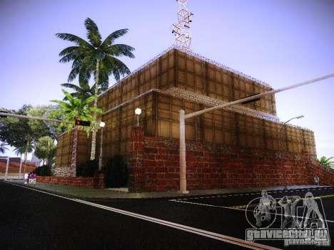 Новый госпиталь Лос-Сантоса для GTA San Andreas второй скриншот