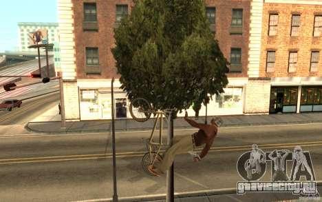 BMX Master для GTA San Andreas второй скриншот