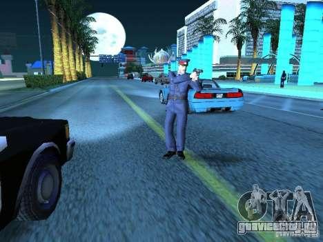 Милиция СССР для GTA San Andreas пятый скриншот
