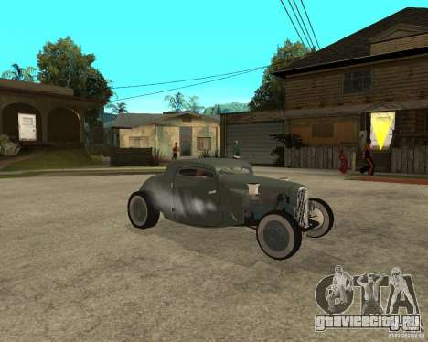 Ford 34 Rod для GTA San Andreas