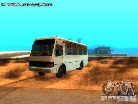 БАЗ А079.14 для GTA San Andreas
