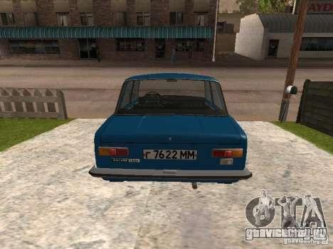 ВАЗ 21011 для GTA San Andreas вид справа