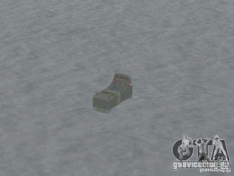 Новые деньги для GTA San Andreas второй скриншот