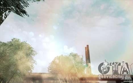 Lensflare для GTA San Andreas второй скриншот