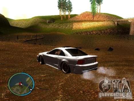 Saleen S281 для GTA San Andreas вид слева