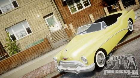 Buick Skylark Convertible 1953 v1.0 для GTA 4
