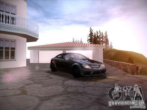 Improved Vehicle Lights Mod для GTA San Andreas второй скриншот