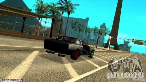 Elegy hard для GTA San Andreas вид справа