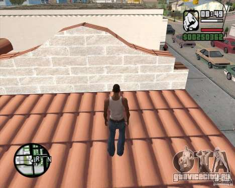 GTA 4 Anims for SAMP v2.0 для GTA San Andreas пятый скриншот