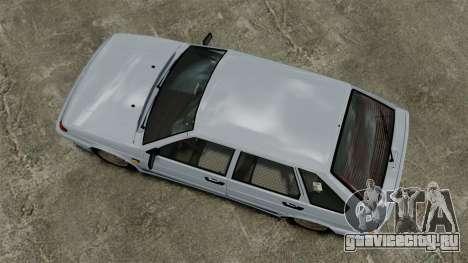 ВАЗ-2114 Сток для GTA 4 вид справа